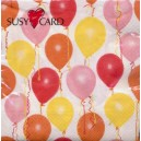 САЛФЕТКИ SUSY CARD PARTYTIME 20бр.