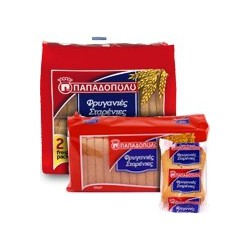 Сухар Goldies пшеничен 125g