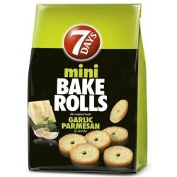 Bake Rolls Барбекю мини 80g