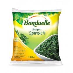 Замразен нарязан спанак Бондюел 400 g