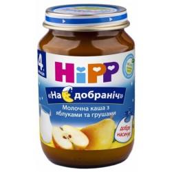 HIPP Млечна каша ябълки и круши 190g