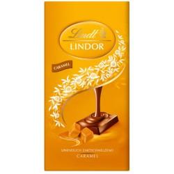 Шоколад Lindt Линдор Карамел 100g