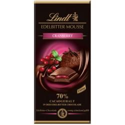 Шоколад Lindt Боровинка 70 % какао 150g