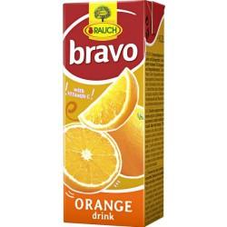 Напитка BRAVO Портокал 12% 200ml