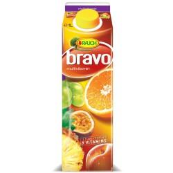 Напитка BRAVO Мултивитамин 50% 1l