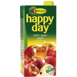 HAPPY DAY СОК 100% ЯБЪЛКА 2l