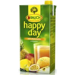 HAPPY DAY Сок Мултивитамин 100% 2l