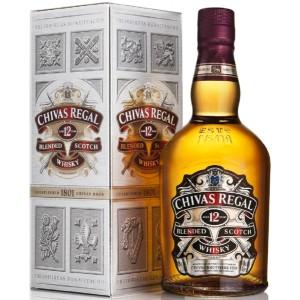 Уиски Chivas Regal 12 годишно 700ml