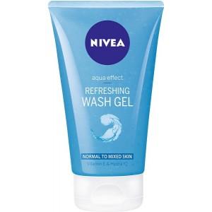 Измиващ гел Nivea Visage за нормална кожа 150ml