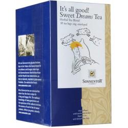 Чай Всичко е наред! Сладки сънища Sonnentor