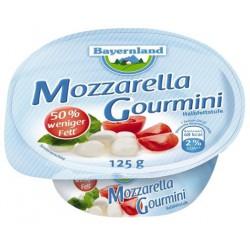 Моцарела нискомаслена Гурмини 125g