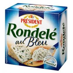 Синьо сирене Ронделе President 125g