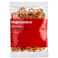 Био претцели със сол Harmonica 60g