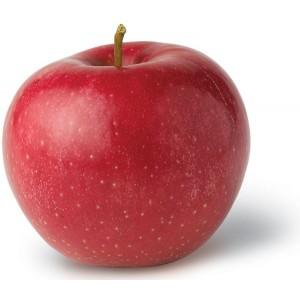Червена превъзходна ябълка Цена за 100g
