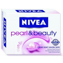 Сапун Nivea Pearl&beauty 100g