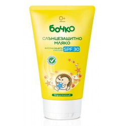 Слънцезащитно мляко Бочко SPF30 150ml