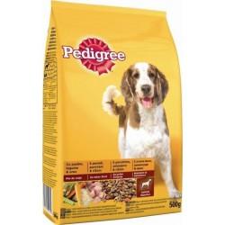 Храна за кучета Pedigree птиче месо, ориз и зеленчуци 500g