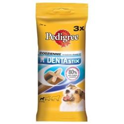 Храна за кучета Pedigree DentaStix Mini 3бр. 45g