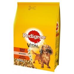 Храна за кучета PEDIGREE Mini Птиче месо и зеленчуци 400g