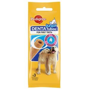 Храна за кучета Pedigree DentaTubos Junior 3бр. 72g