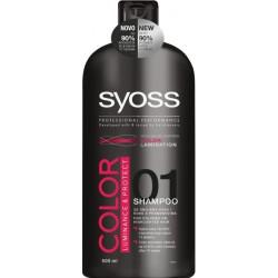 Шампоан Syoss за боядисана коса 500ml