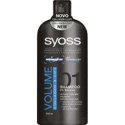 Шампоан Syoss Volume за обем 500ml