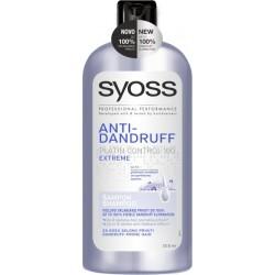Шампоан Syoss Anti-Dandruff Extreme 500ml