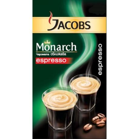 Кафе Якобс Монарх еспресо 250g