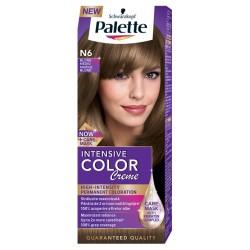 Боя за коса PALETTE Intensive Color Creme N6 Средно рус