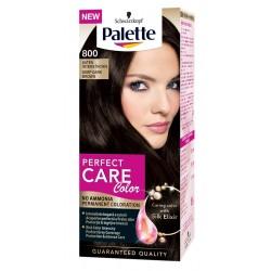Безамонячна боя за коса 800 Наситено тъмнокафяв PALETTE Perfect Care Color