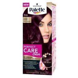 Безамонячна боя за коса 711 Наситено виолетов PALETTE Perfect Care Color
