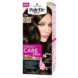 Безамонячна боя за коса 700 Нежно тъмнокафяв PALETTE Perfect Care Color