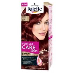 Безамонячна боя за коса 575 Наситено червен PALETTE Perfect Care Color