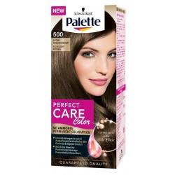 Безамонячна боя за коса 500 Светлокафяв PALETTE Perfect Care Color