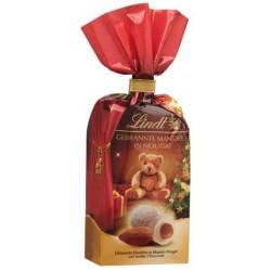 Lindt Коледни бонбони Бадеми в нуга 100g