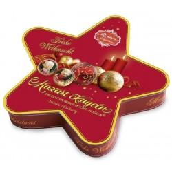Mozart Пралини Коледна звезда 240g