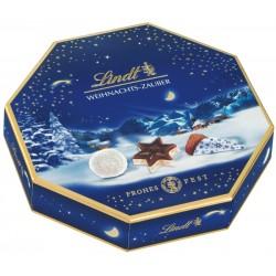 Lindt Коледно чудо бонбониера 100g