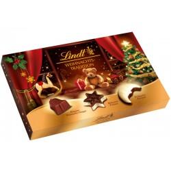 Lindt Коледни бонбони 137g