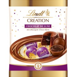 Lindt Шоколадови бонбони Шоколад Делукс 90g