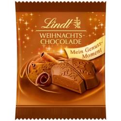 Lindt Коледен шоколад Снежинка 20g