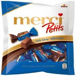 Шоколадови бонбони MERCI PETITS СМЕТАНА 125g