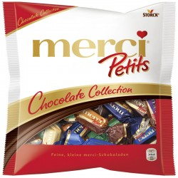 Шоколадови бонбони MERCI PETITS КОЛЕКЦИЯ 125g