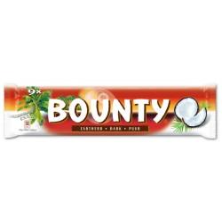 Бонбони Bounty тъмен шоколад 9x28,5g