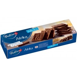 Вафли Afrika с млечен шоколад BAHLSEN 130g