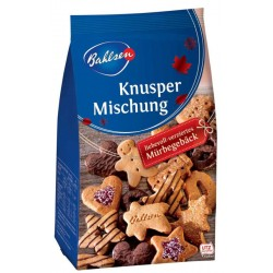 Хрупкави бисквити микс BAHLSEN 300g