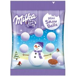 Milka Снежни топки 100g