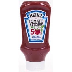 Кетчуп Heinz 50% по-малко захар 580g