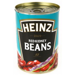 Боб Heinz червен 400g