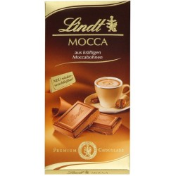 Шоколад LINDT Мока 100g