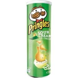 Чипс Pringles сметана и лук 165g